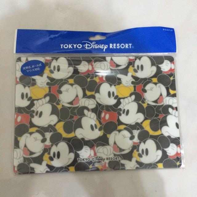 日本東京迪士尼滑鼠墊