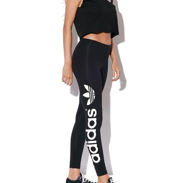Adidas Leggings NEVER WORN