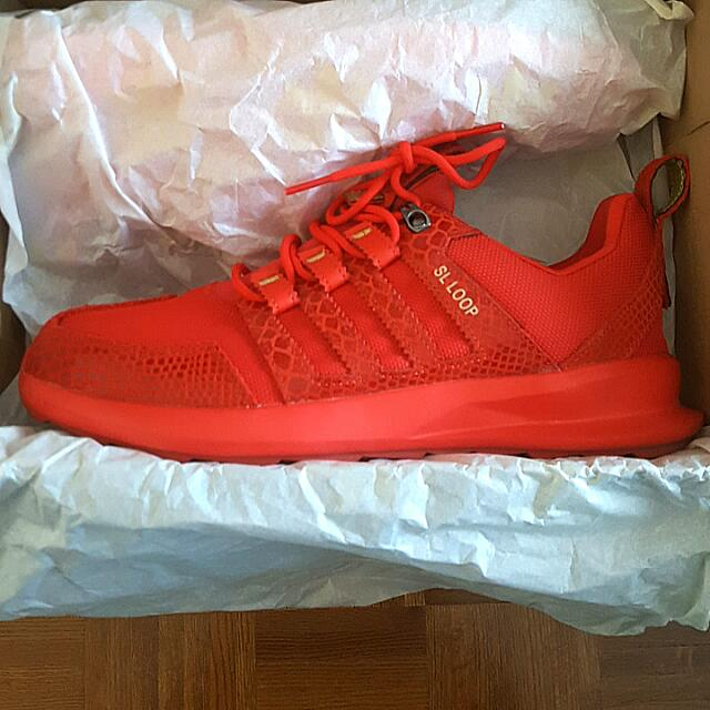 Adidas SL Loop Runner - Mono Red