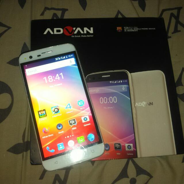 Advan I5 Fullset Mobile Phones Tablets On Carousell