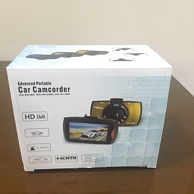 Advance Portable Camcorder