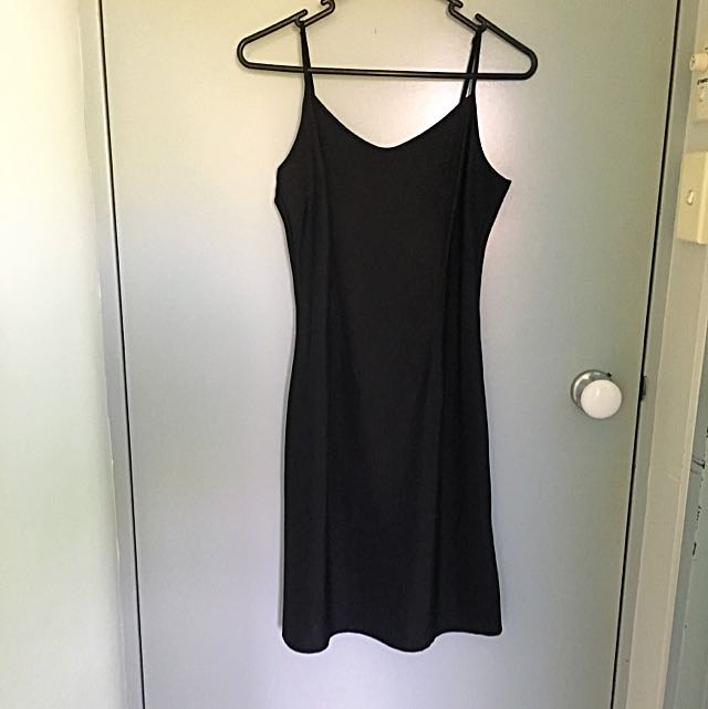 Allannah Hill Black Slip/ Under Garment