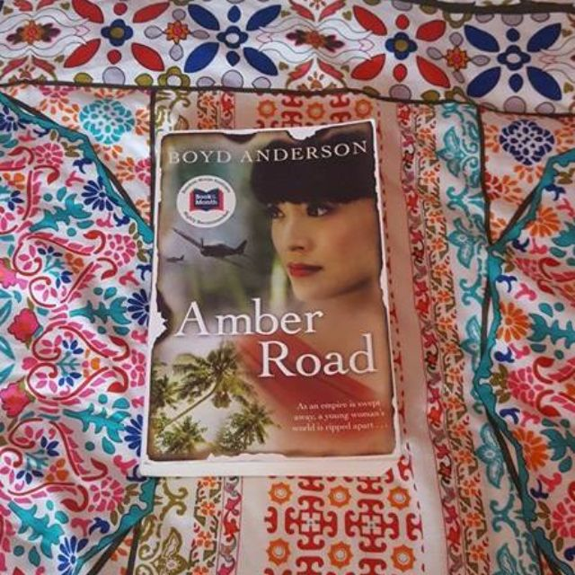 Amber Road by Boyd Anderson. $5