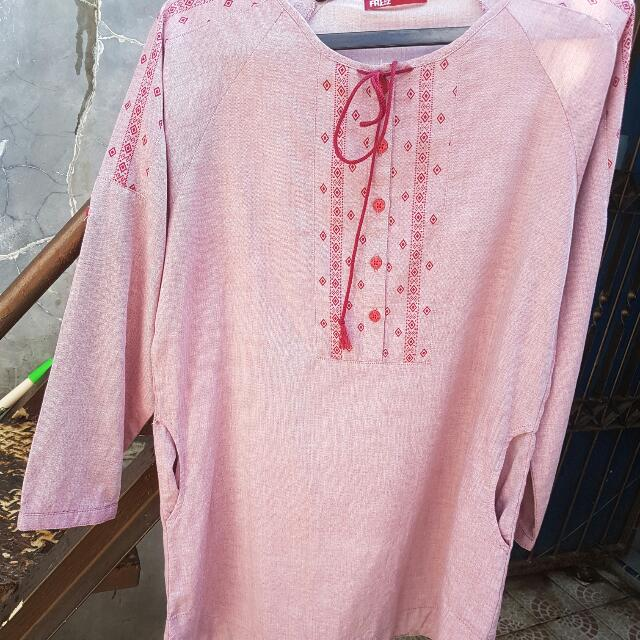 Atasan Ce Bs Jadi Dress Ukuran Xl