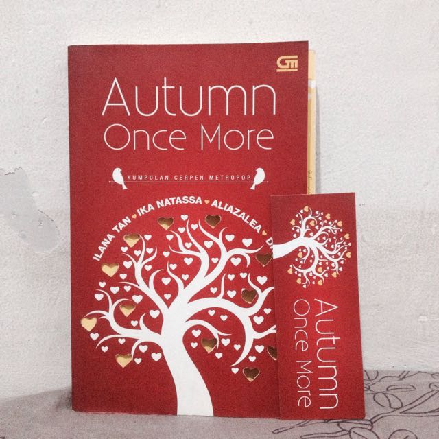 Autumn Once More Kumpulan Cerpen