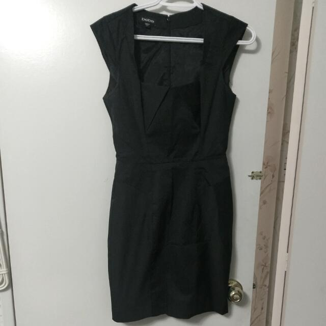 Bebe dress, Size 2