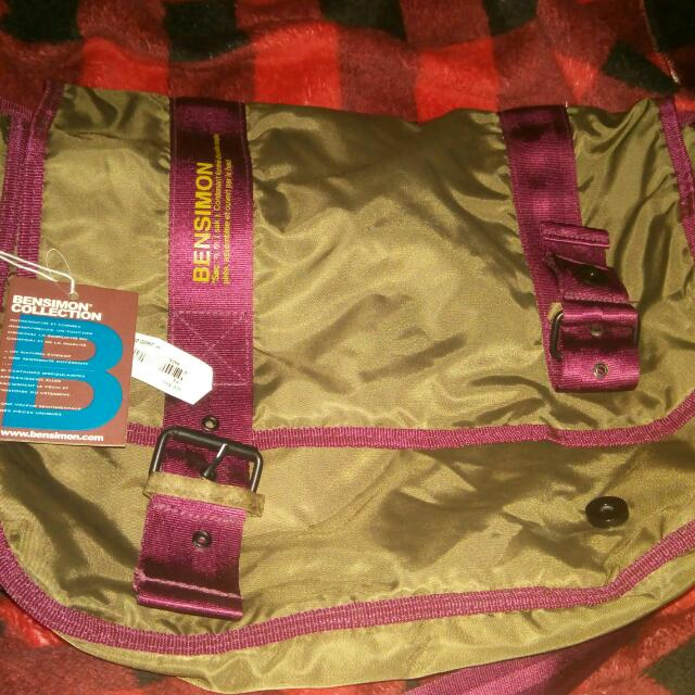 Bensimon Bag (from Common Thread)