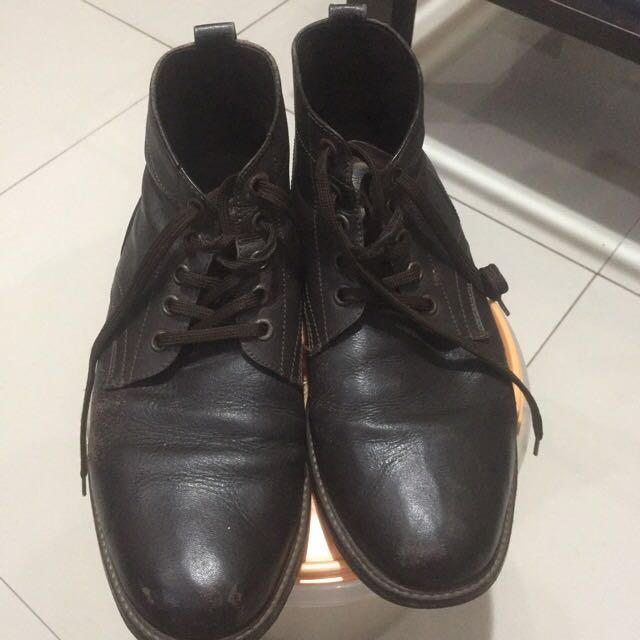 boots intage size 43