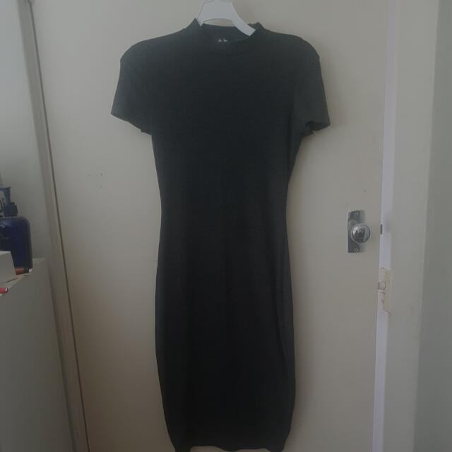 Chicabooti Fitted Knit Dress Size 10