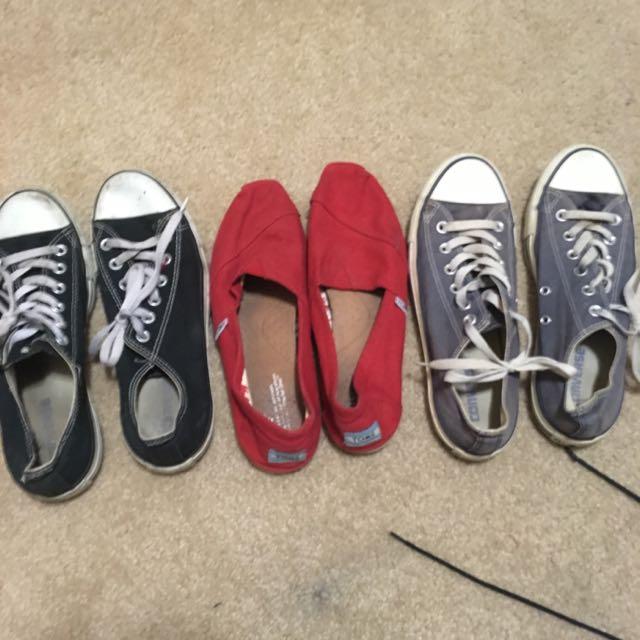 Converse/Toms