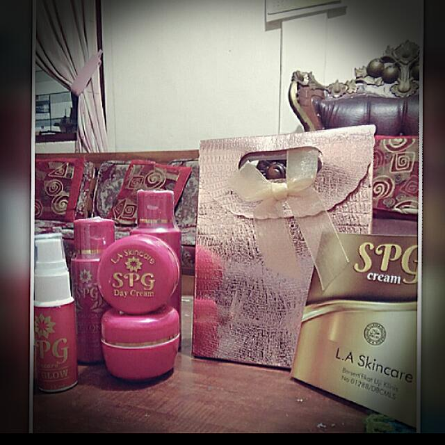 Cream Spg L.A Skincare