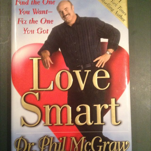 Dr. Phil Love Smart Book