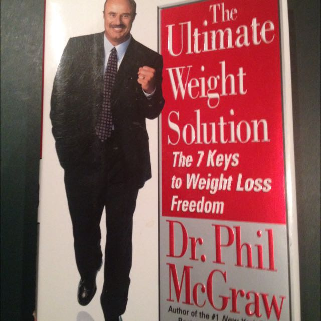 Dr. Phil Ultimate Weight Solution Book