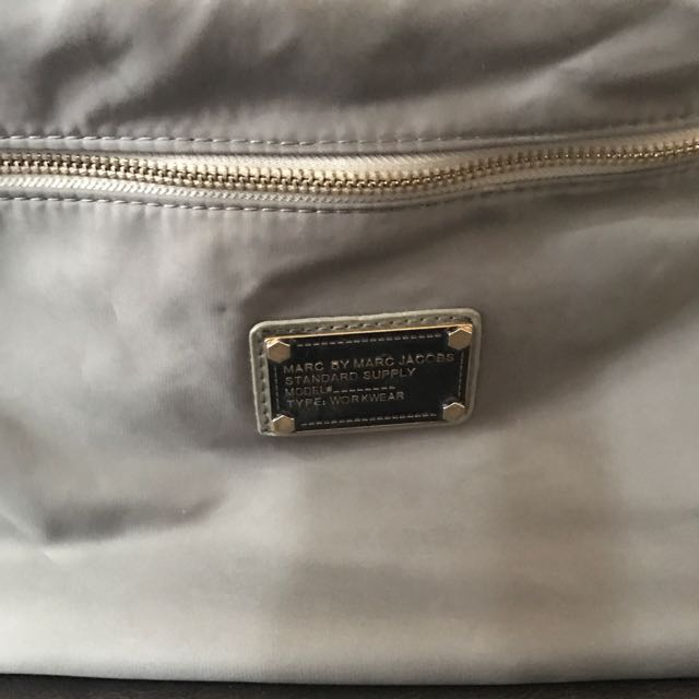 Marc Jacobs Gray Bag