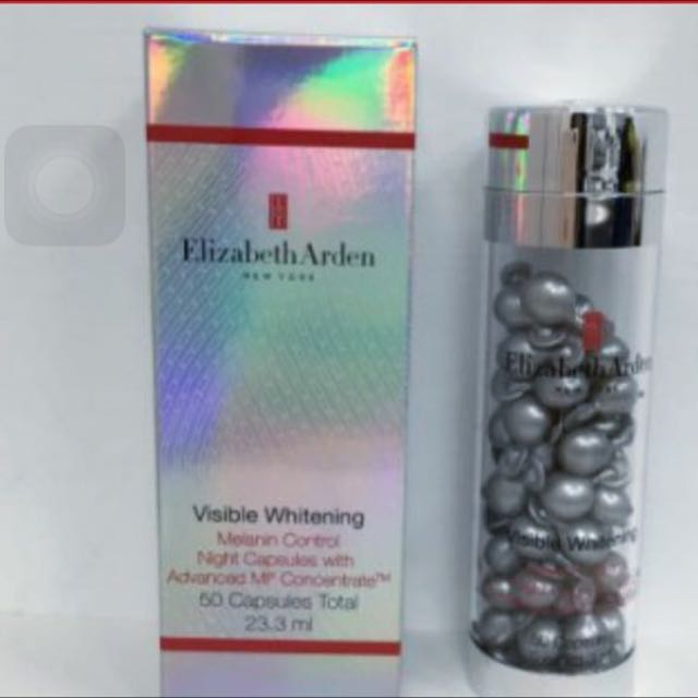 Elizabeth Arden Visible Whitening Night Capsule