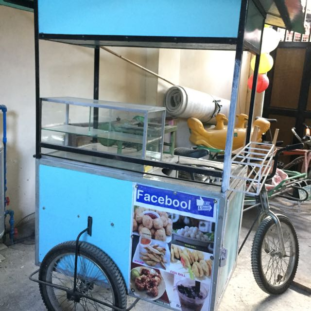Fish Ball Cart For Sale Everything Else Others On Carousell