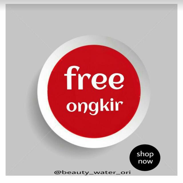 Free Ongkir 25rb...setiap minimal order 100rb. Berlaku hanya untuk pengiriman via ekspedisi Sicepat