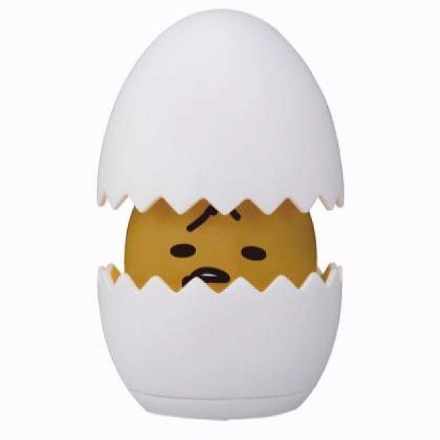【現貨+預購】蛋黃哥/GUDETAMA:冰箱說話公仔(包裝尺寸:70×70×100mm)_免運。