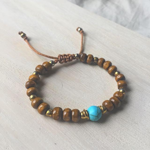 Handmade Bracelet Turquoise