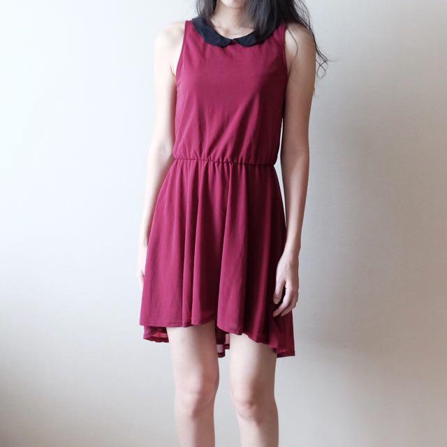 H&M Mullet Dress