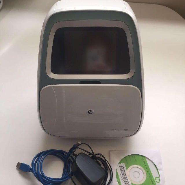 HP Photosmart A826 Photo Printer