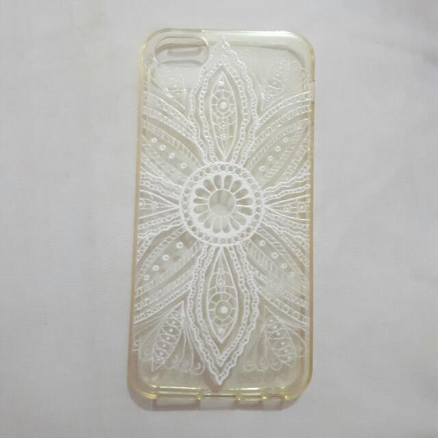 IPhone 5/5s Clear Softcase
