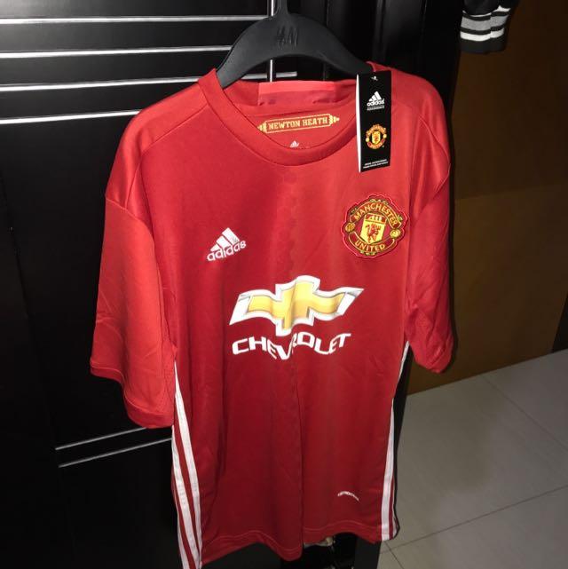 Jersey Manchester United Ibrahimovic