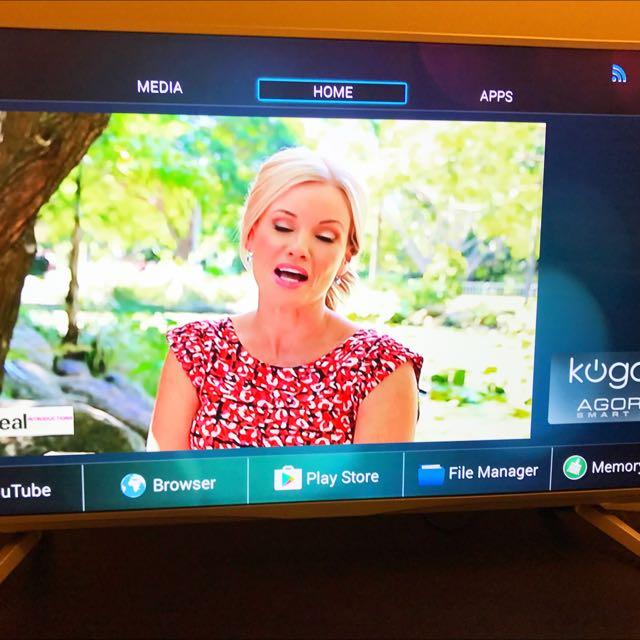 """Kogan 43"""" 4K Smart TV"""