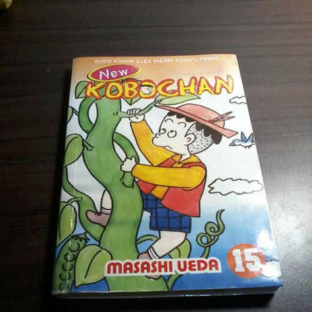 Komik Kobochan 15