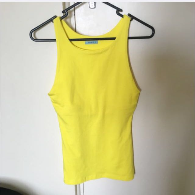KOOKAI YELLOW TOP