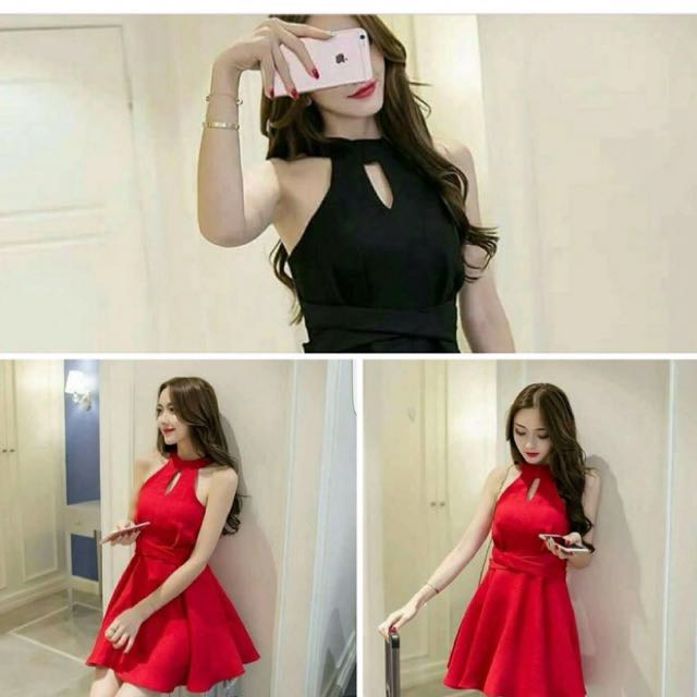 REPRICED:Korean Sexy Dress