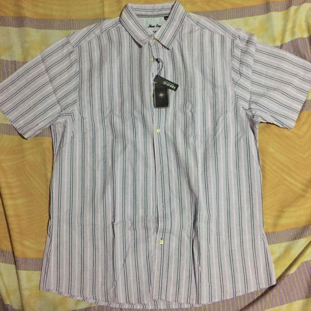 Maine Short Sleeved Polo