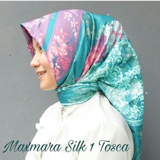 Maxmara Silk In Tosca