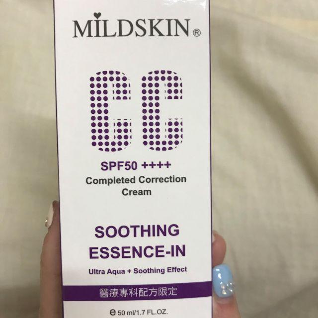 <全新>Mildskin 專科完美修飾cc霜