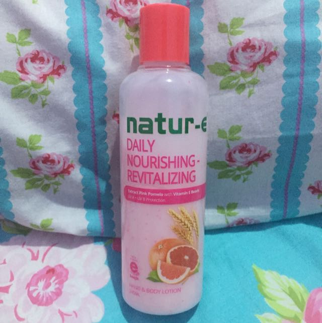Natur-e Hand & Body Lotion