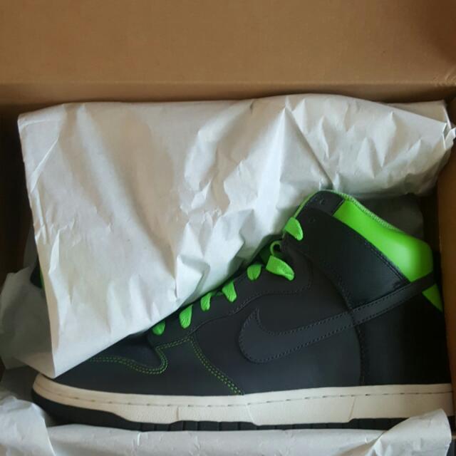 Nike Dunk High - Sz. 10
