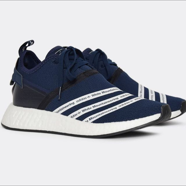 low priced de4ed 636af NMD R2 White Mountaineering