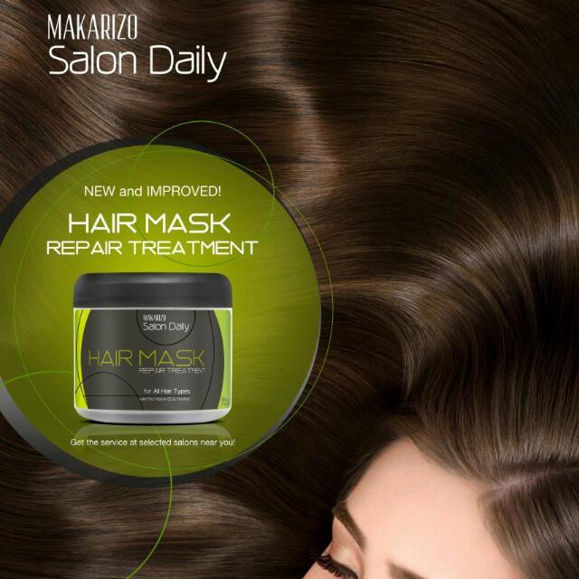 Perawatan Rambut MAKARIZO