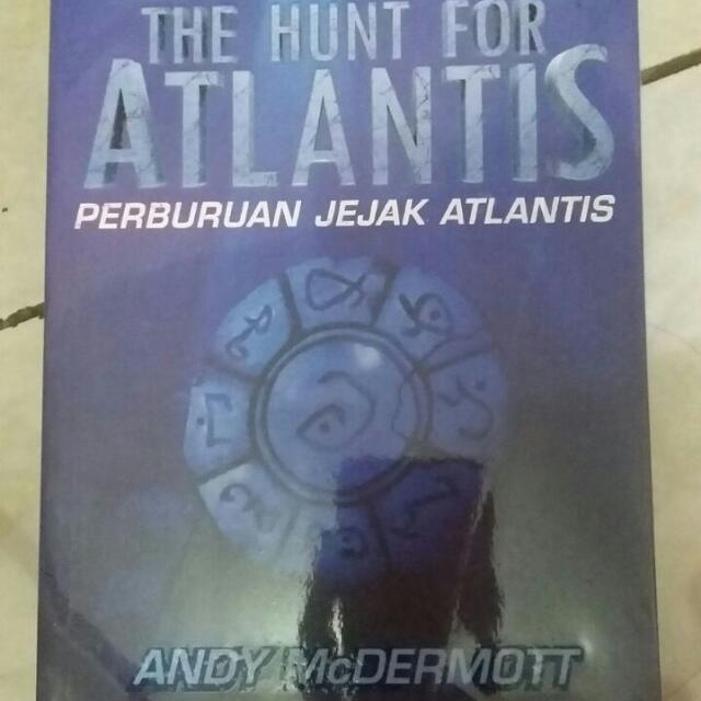 Perburuan Jejak Atlantis