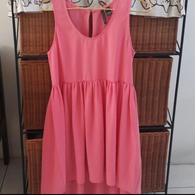 Pink Mango Dress Original