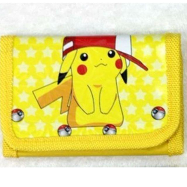 Pokemon Pikachu kids wallet