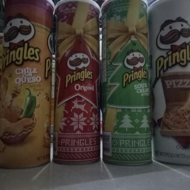 Pringles 169g @ 81.00 - 90.00