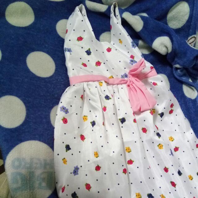 Printed Girls Dress