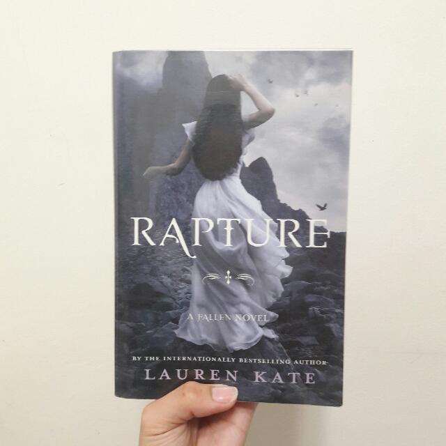 Rapture By Lauren Kate