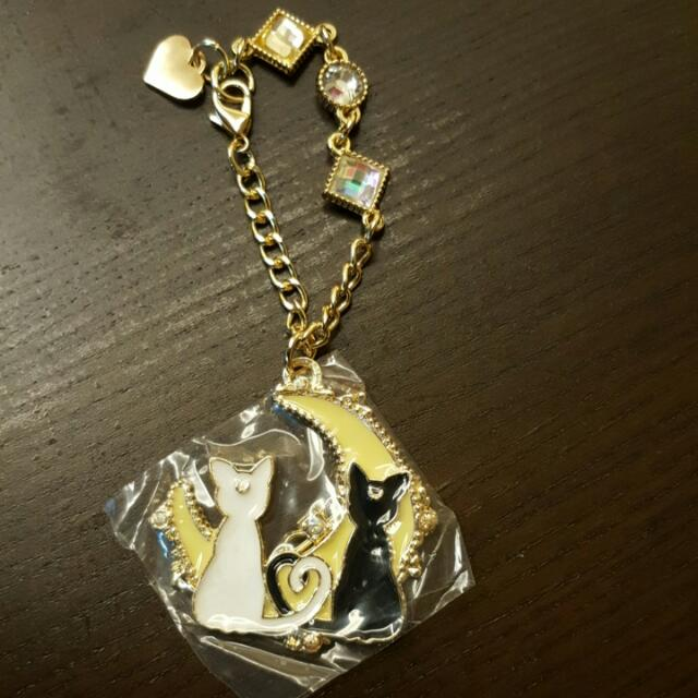 Samantha Vega Inspired Sailor Moon Theme Bag Charm
