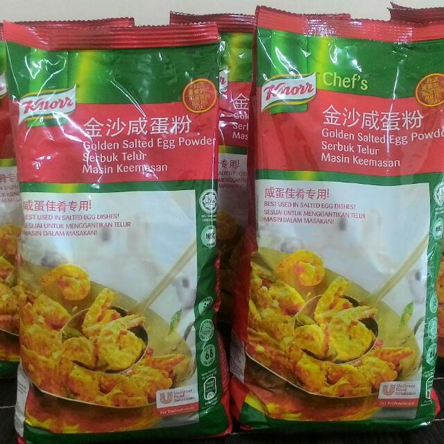 Salted Egg Powder REPRICED!!! ON SALE!!