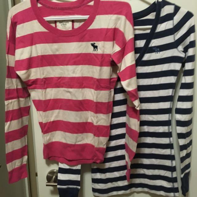 Shirts/cardigans