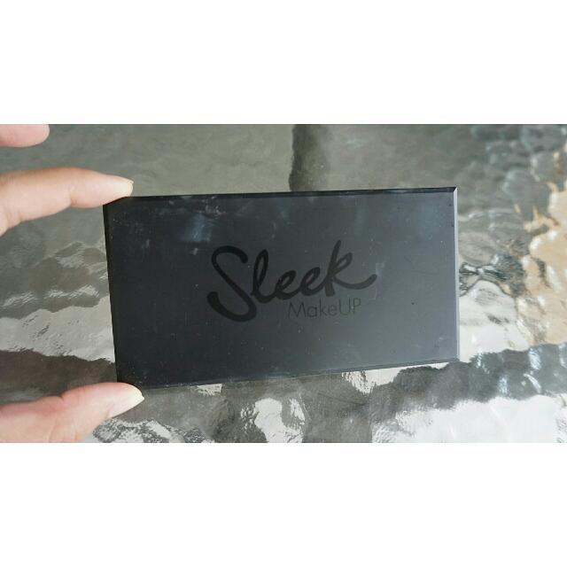 Sleek Eyeshadow