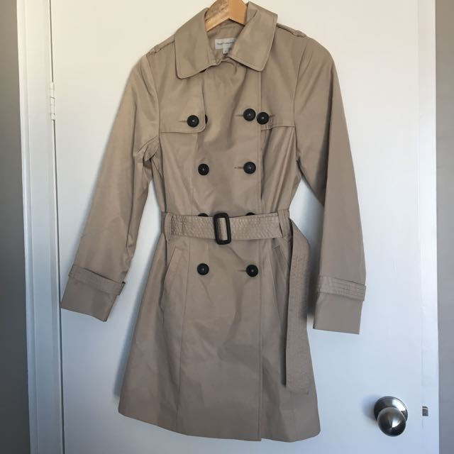 Target Women's Beige Trench Coat