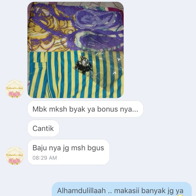 Testi From My Luvly Cust